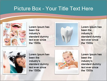 Woman With Dental Issue PowerPoint Template - Slide 14