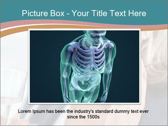 Woman With Dental Issue PowerPoint Templates - Slide 16