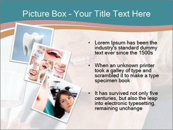 Woman With Dental Issue PowerPoint Templates - Slide 17