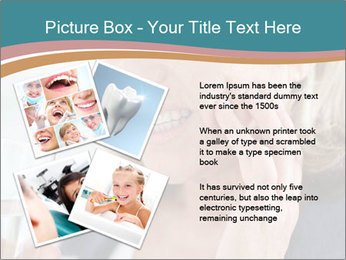 Woman With Dental Issue PowerPoint Templates - Slide 23
