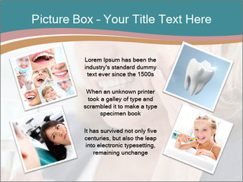 Woman With Dental Issue PowerPoint Template - Slide 24