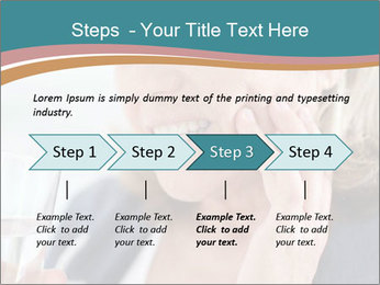 Woman With Dental Issue PowerPoint Template - Slide 4