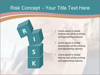 Woman With Dental Issue PowerPoint Templates - Slide 81