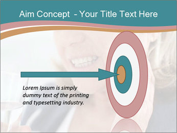 Woman With Dental Issue PowerPoint Template - Slide 83