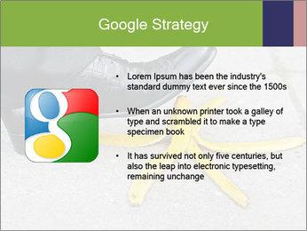 Slide On Banana Peel PowerPoint Template - Slide 10