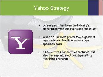 Slide On Banana Peel PowerPoint Template - Slide 11