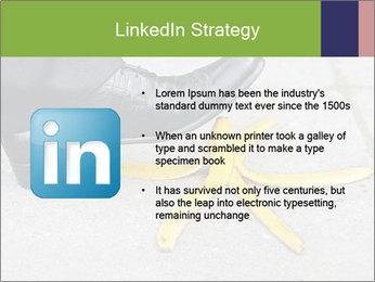 Slide On Banana Peel PowerPoint Template - Slide 12
