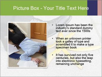 Slide On Banana Peel PowerPoint Template - Slide 13