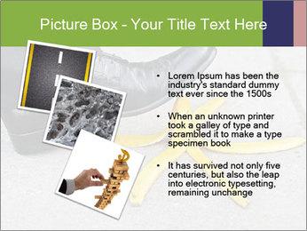 Slide On Banana Peel PowerPoint Template - Slide 17
