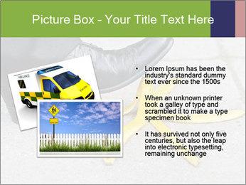 Slide On Banana Peel PowerPoint Template - Slide 20