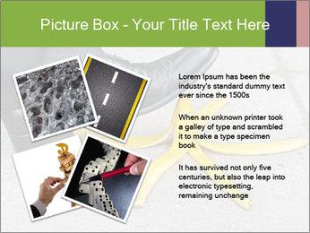 Slide On Banana Peel PowerPoint Template - Slide 23