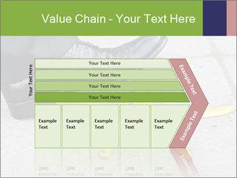 Slide On Banana Peel PowerPoint Template - Slide 27