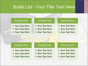Slide On Banana Peel PowerPoint Template - Slide 56