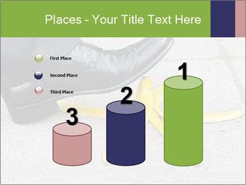 Slide On Banana Peel PowerPoint Template - Slide 65