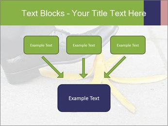 Slide On Banana Peel PowerPoint Template - Slide 70