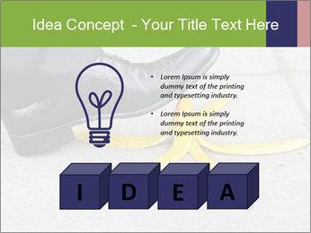 Slide On Banana Peel PowerPoint Template - Slide 80