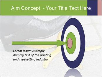 Slide On Banana Peel PowerPoint Template - Slide 83