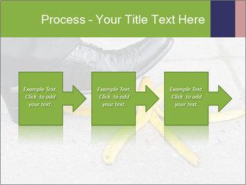 Slide On Banana Peel PowerPoint Template - Slide 88