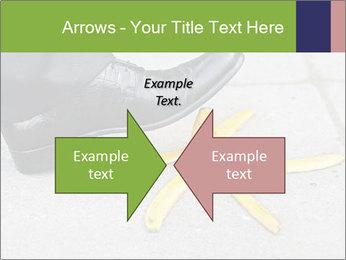 Slide On Banana Peel PowerPoint Template - Slide 90
