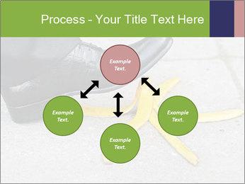 Slide On Banana Peel PowerPoint Template - Slide 91