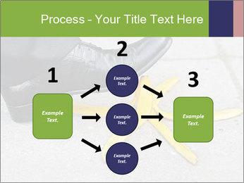 Slide On Banana Peel PowerPoint Template - Slide 92