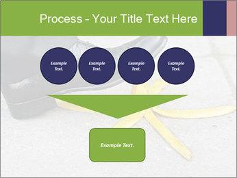 Slide On Banana Peel PowerPoint Template - Slide 93