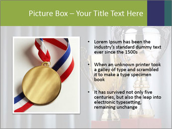 Two Trophies PowerPoint Template - Slide 13