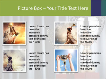 Two Trophies PowerPoint Template - Slide 14