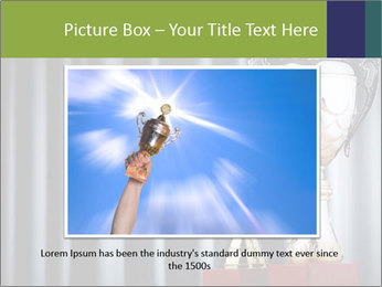 Two Trophies PowerPoint Template - Slide 15