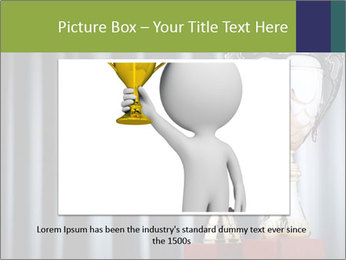 Two Trophies PowerPoint Template - Slide 16