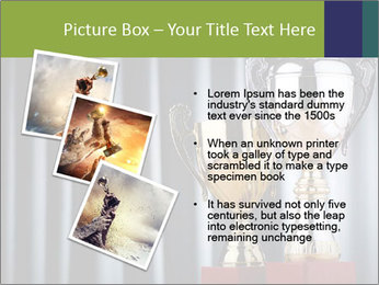 Two Trophies PowerPoint Template - Slide 17