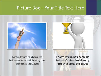 Two Trophies PowerPoint Template - Slide 18