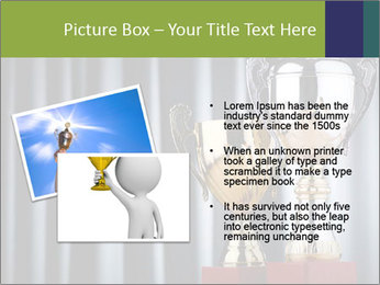 Two Trophies PowerPoint Template - Slide 20