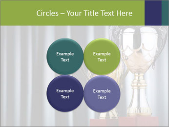 Two Trophies PowerPoint Template - Slide 38