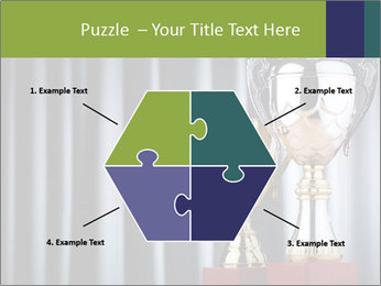 Two Trophies PowerPoint Template - Slide 40