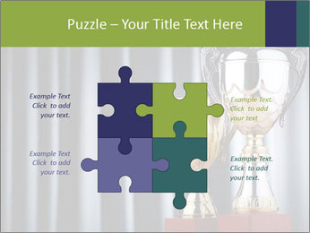 Two Trophies PowerPoint Template - Slide 43