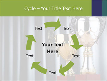Two Trophies PowerPoint Template - Slide 62