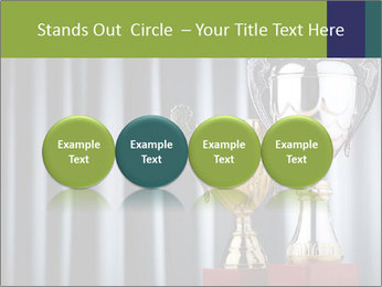 Two Trophies PowerPoint Template - Slide 76