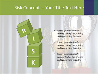 Two Trophies PowerPoint Template - Slide 81