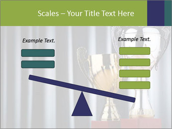 Two Trophies PowerPoint Template - Slide 89