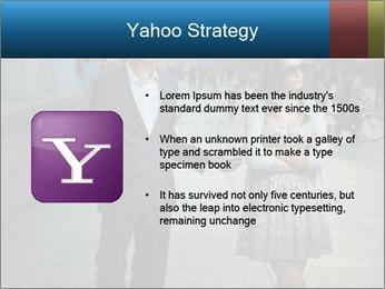 Couple Argue PowerPoint Templates - Slide 11