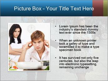 Couple Argue PowerPoint Template - Slide 13