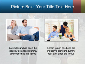 Couple Argue PowerPoint Template - Slide 18