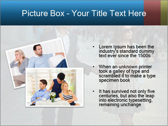 Couple Argue PowerPoint Template - Slide 20