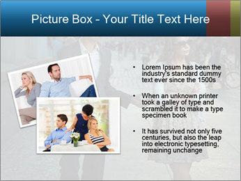 Couple Argue PowerPoint Templates - Slide 20