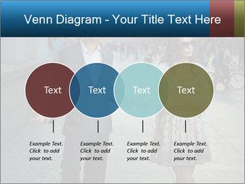 Couple Argue PowerPoint Template - Slide 32