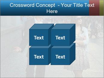 Couple Argue PowerPoint Templates - Slide 39