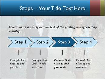Couple Argue PowerPoint Templates - Slide 4