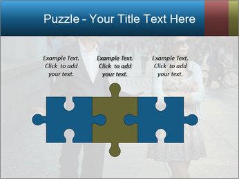 Couple Argue PowerPoint Templates - Slide 42