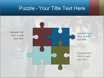Couple Argue PowerPoint Templates - Slide 43